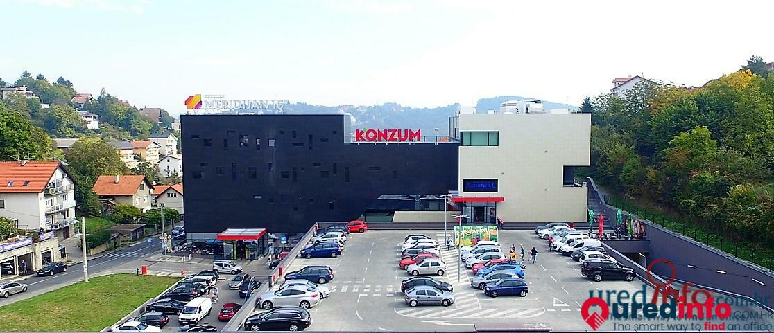 Uredi Za Najam U Meridijan 16 10000 Zagreb Gracanska Cesta 208