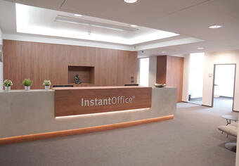 InstantOffice - office that smiles back!